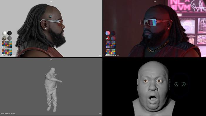世界はこうして作られる!『サイバーパンク2077』シネマティックトレイラー制作舞台裏映像