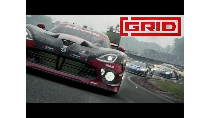 レースゲームシリーズ最新作『GRID』システム紹介の新トレイラー公開―前作のスイッチ版も配信開始