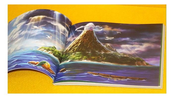 『ゼルダの伝説 夢をみる島』アートブックは、この世界を旅する一冊だ! 特別パッケージ版の開封レポをお届け