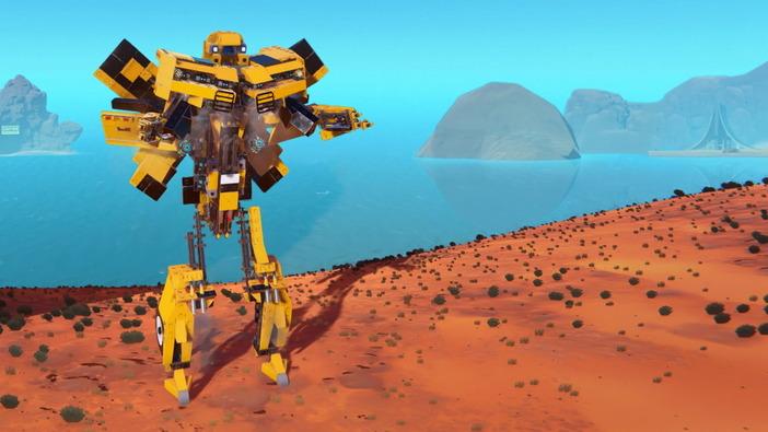 ブロック工作サンドボックス『Trailmakers』正式リリース!自由な発想で陸海空を遊び尽くす