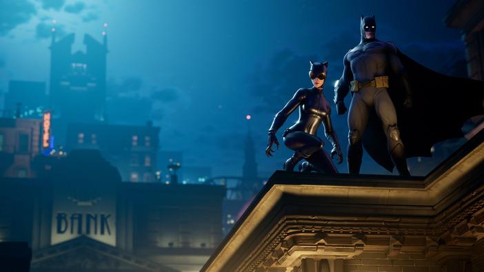 『フォートナイト』バットマンコラボイベント開始、「ゴッサム・シティ」でグライダーを駆使して戦え!