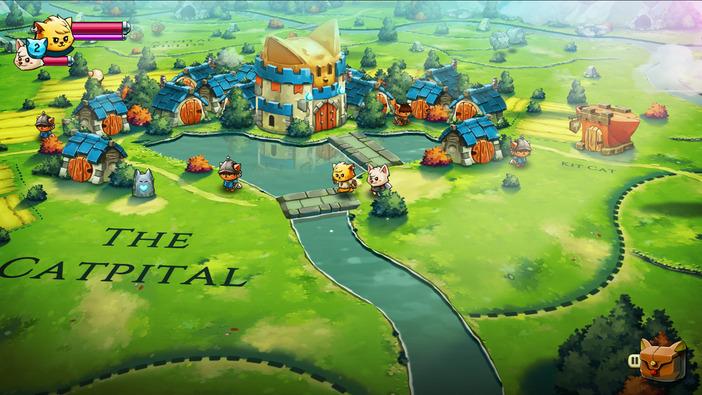 ネコ王道ファンタジーARPGの続編『Cat Quest II』PC/iOS向けにリリース―究極のワンだふるニャ冒険