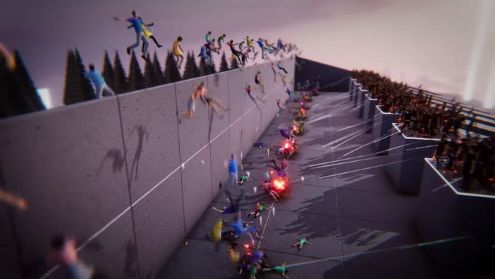 PS VR対応の不思議な群衆シム『HUMANITY』発表―2020年発売予定