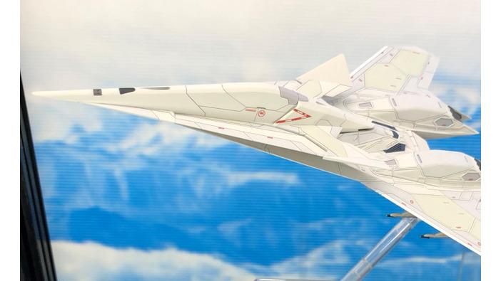 コトブキヤ『エースコンバット』プラモ第4弾はADFX-01モルガン?「X-02S」ボックスアートや「ADFX-10F」塗装見本など発表