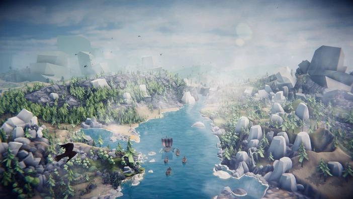 ヴァイキングと相棒オオカミのサバイバルADV『LOST VIKING: Kingdom of Women』発表