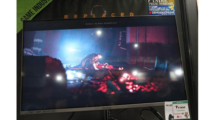 SF2Dアクション『Replaced』プレイレポ―荒廃したSF世界を美麗なドット風グラフィックで描く【TGS2019】
