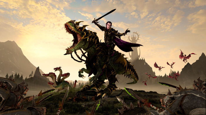 『Total War: WARHAMMER II』の新DLC「The Shadow & The Blade」が現地時間12月12日に配信