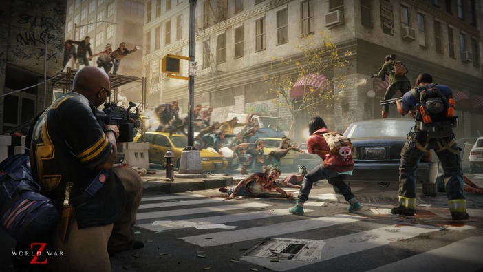 Epic GamesストアにてゾンビCo-op『World War Z』 音楽ADV『Figment』2DACT『Tormentor X Punisher』の期間限定無料配信開始