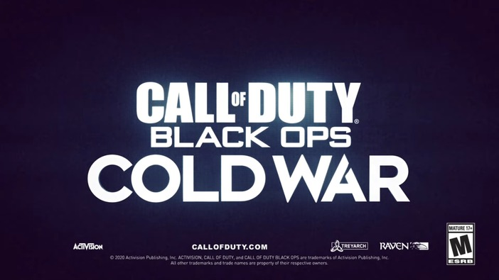 『Call of Duty: Black Ops Cold War』発表! 実際の歴史から着想を得たシリーズ最新作
