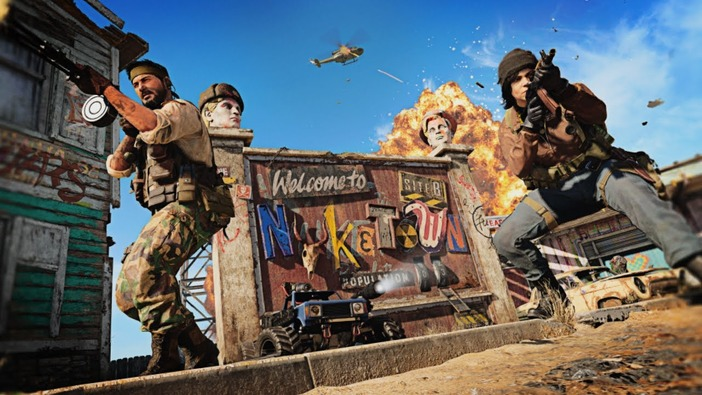 『Call of Duty: Black Ops Cold War』シリーズ人気マップ「Nuketown '84」が11月25日配信―今回の舞台は1984年