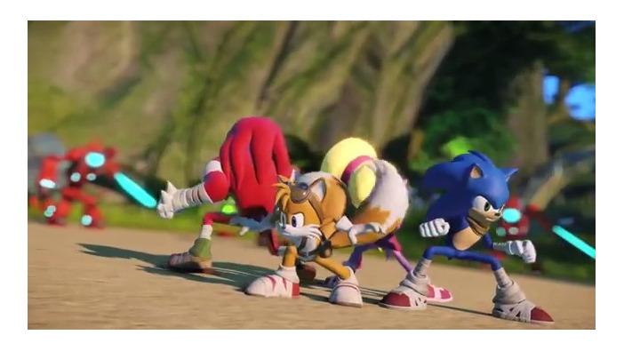 『Sonic Boom