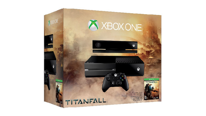 『Titanfall』ソフト同梱版「Xbox One Titanfall Special Edition」3月11日に海外で発売
