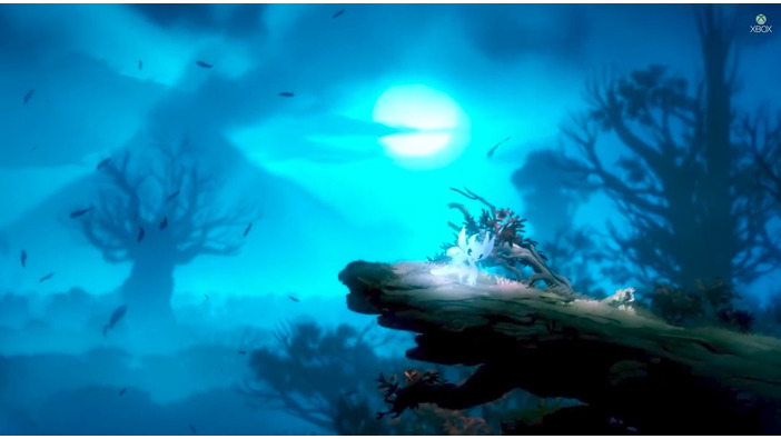 『Ori and the Blind Forest』軽快なアクション性を披露!ファンタジックな最新トレイラー
