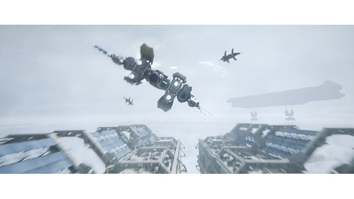『Strike Vector EX』がPS4/Xbox One向けに発表―超高機動ドッグファイトシューティング