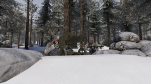 『Rising Storm 2』冬戦争Mod「Talvisota - Winter War」がSteam配信! 画像