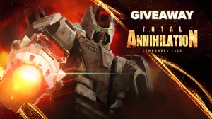 GOG.comにてSFRTS『Total Annihilation: Commander Pack』の無料配信が期間限定で開始 画像