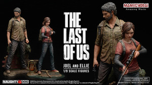 「The Last of Us Day」プレビュー情報公開―ジョエルとエリーのフィギュア予約&PS4用テーマ無料配信開始 画像