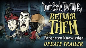 『Don't Starve Together』に新たなバイオームを追加する「Forgotten Knowledge」アップデート紹介トレイラー! 画像