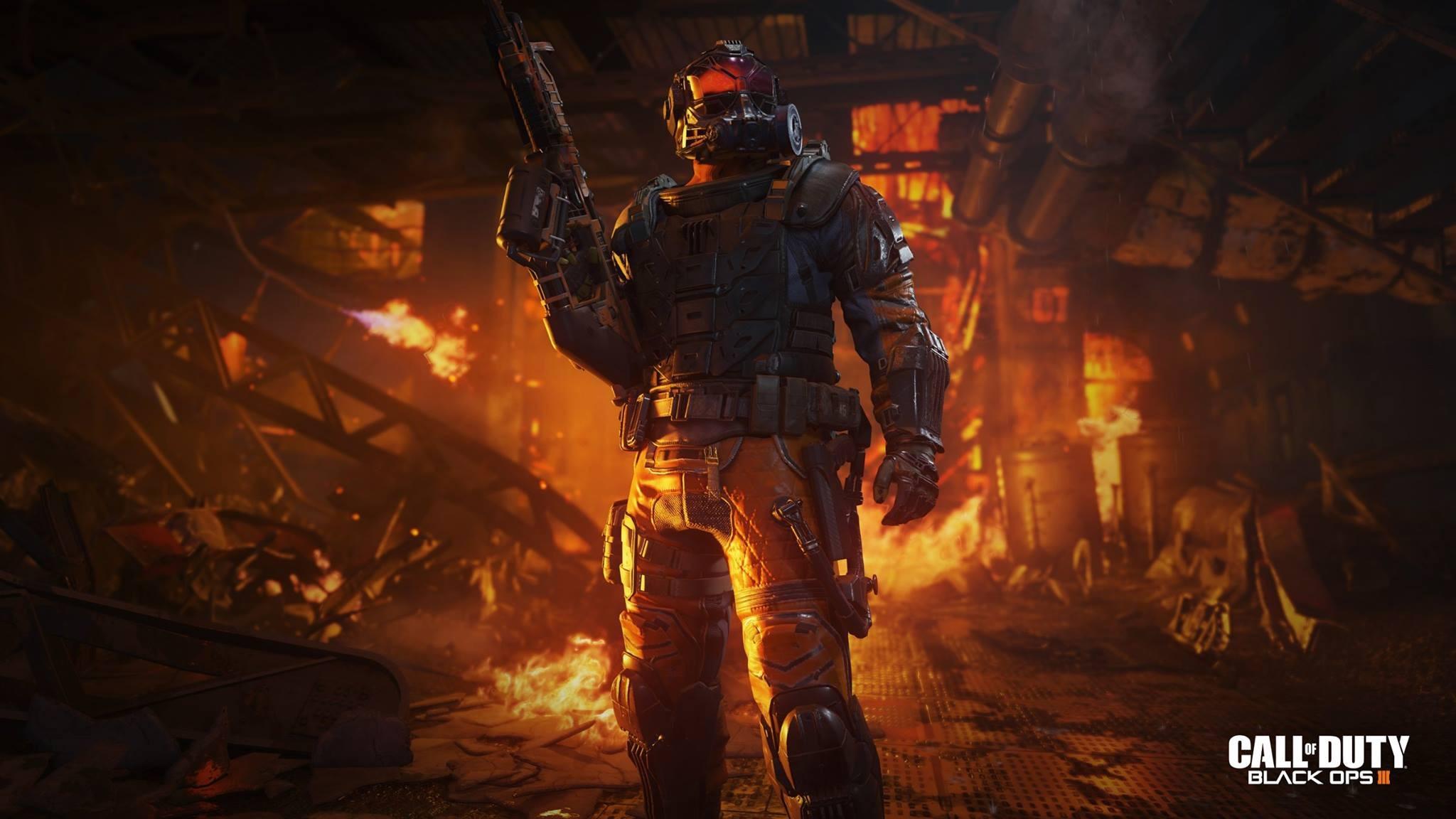 9人目のスペシャリスト Firebreak を含む Cod Bo3 の最新情報が公開 Game Spark 国内 海外ゲーム情報サイト