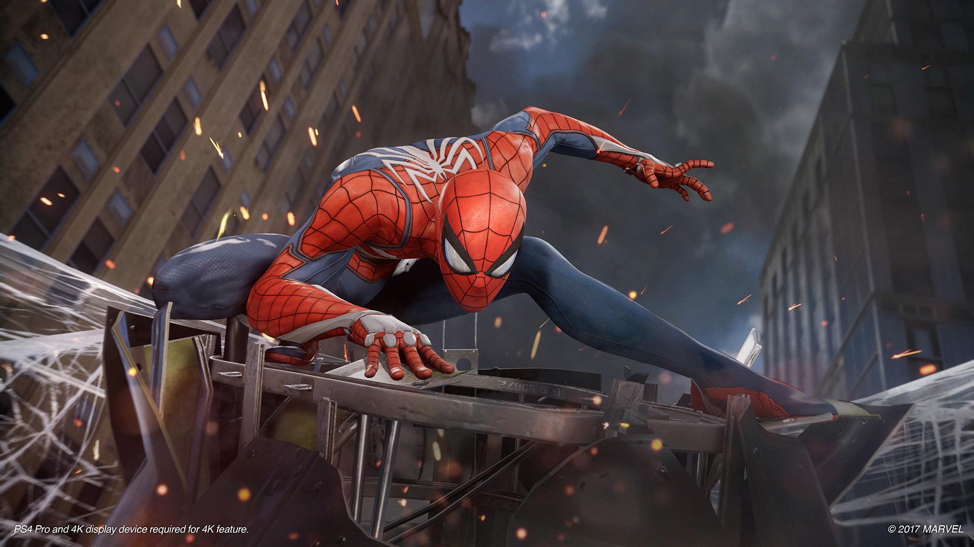 6 4更新 Ps4 スパイダーマン の発売日 評判 ゲーム内容は 現時点の情報まとめ Game Spark 国内 海外ゲーム情報サイト
