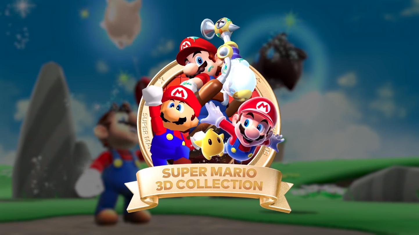 コレクション スーパー マリオ 3d