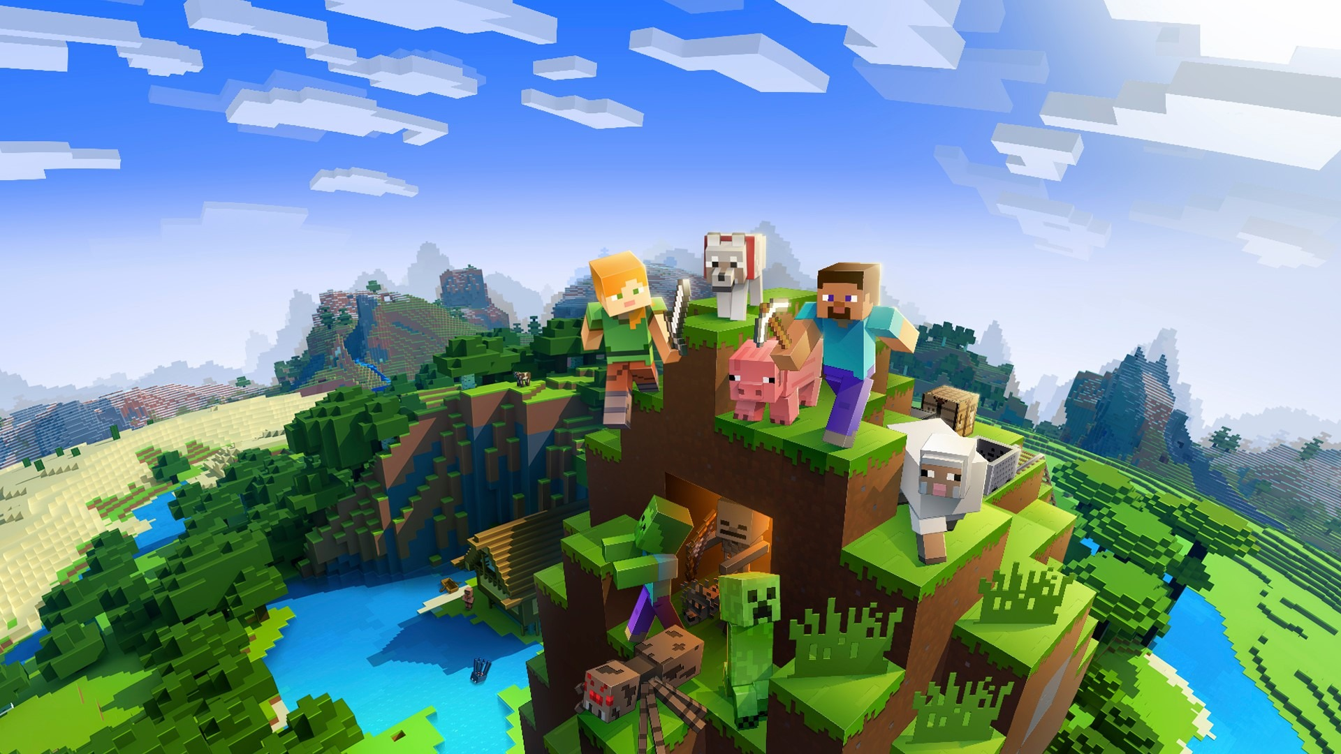 チョイス マインクラフトをプレイしたことが ある ない 結果発表 Game Spark 国内 海外ゲーム情報サイト