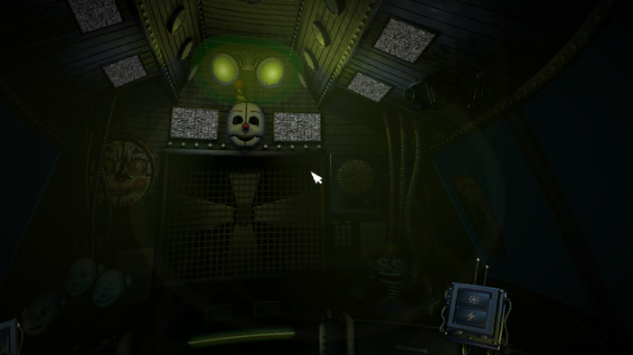 『Five Nights at Freddy's: Sister Location』発売時期決定、新スクリーンショットも