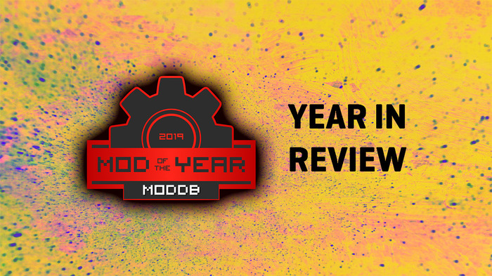ModDB「2019 Mod Of The Year」、IndieDB「2019 Indie Of The Year」投票開始!1年を振り返るページも公開