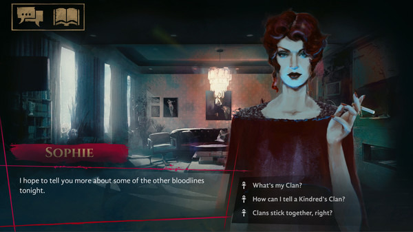 PC版『Vampire: The Masquerade - Coteries of New York』配信開始ーローンチトレイラーも公開