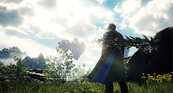 『FFXV』ライクのPS4向け中国産ACT『Lost Soul Aside』続報―2020年内のリリースを目指す