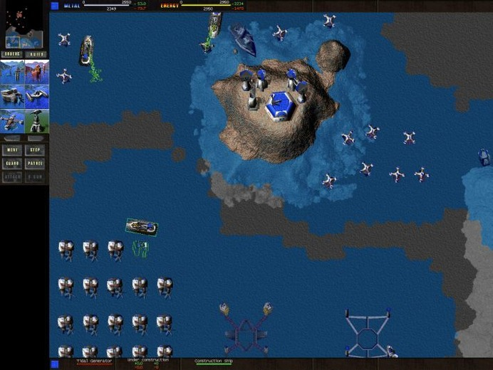 GOG.comにてSFRTS『Total Annihilation: Commander Pack』の無料配信が期間限定で開始