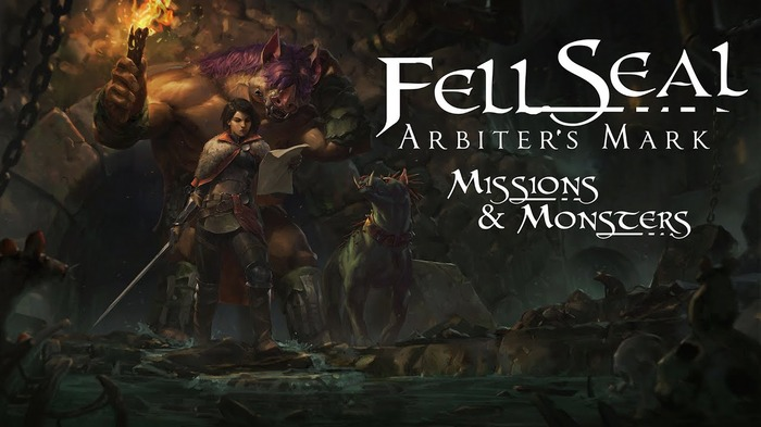 高評価『FFT』風SRPG『Fell Seal: Arbiter's Mark』拡張DLC「Missions and Monsters」を現地6月23日に配信