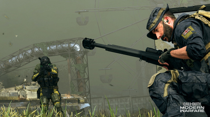 『CoD:MW』『Warzone』プレイリスト更新!「Gunfight Tournaments」「Dirty Old Houseboat」が再登場