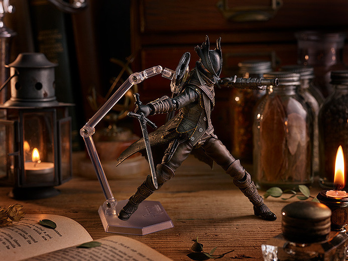 『Bloodborne The Old Hunters』版狩人のfigmaが予約開始!締切は5月12日21時まで