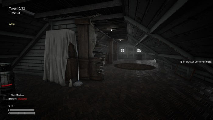 SCP財団の世界が舞台の3D人狼『SCP:Mansion』が早期アクセス開始―人間を歪める建物が舞台【UPDATE】