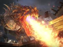 ドラゴンまで登場!『Black Ops 3』新DLC「Descent」ゾンビマップトレイラー 画像