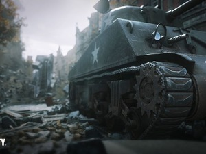 『Call of Duty: WWII』に「無限ダッシュ」は非搭載 画像