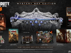 『Call of Duty: Black Ops 4』豪華特典付き「Mystery Box Edition」が海外発表! 画像
