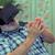 お爺ちゃん達が最新VR技術にトライ!Oculus Riftでジェットコースターなどに挑戦する体験映像の画像