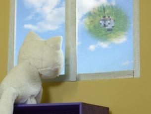 【ひと息アニメ ゲーマーと猫の日常】第7話「ともだち」