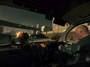 PS VR対応クライムFPSデモ『The London Heist』を「GAME ON」会場で体験