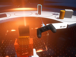 SupermassiveからPS VR対応作『Tumble VR』発表―頭脳と身体でVRパズル体験!