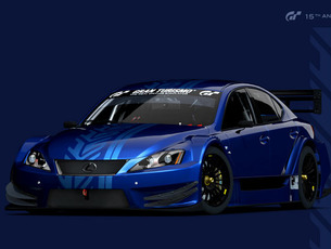 「Lexus IS F Racing Concept 15th Anniversary Edition」