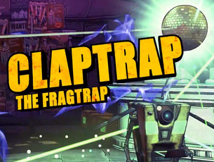 【GC 14】 『Borderlands: The Pre-Sequel』痛快なスキルでClaptrap達が活躍する最新トレイラー