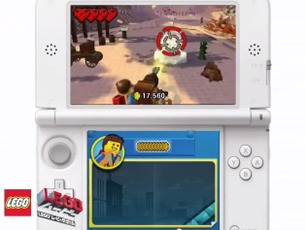 『LEGO ムービー ザ・ゲーム』3DS版ゲームプレイ動画公開、TVCMも