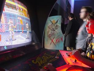 【フォトレポ】名作格ゲー筐体ずらり。PAXのクラシックアーケードコーナーを探索!