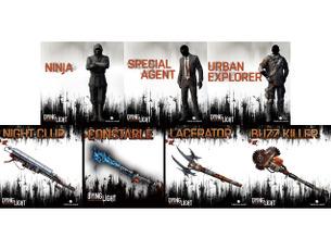 PS4/Xbox One『ダイイングライト』の封入特典が判明、ハードミッションや武器設計図が入手可能