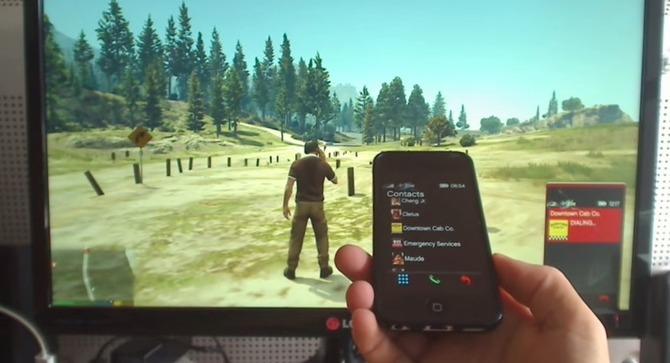 【動画あり】『GTA5』風の「無料」スマホゲーム …