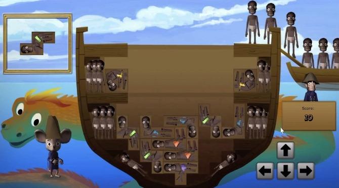 歴史ADV『Playing History 2』のミニゲーム「奴隷テトリス」に非難 ...