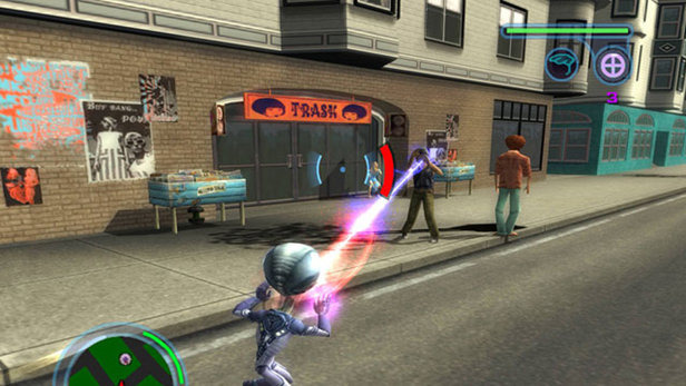 PS4版『Destroy All Humans!』シ...
